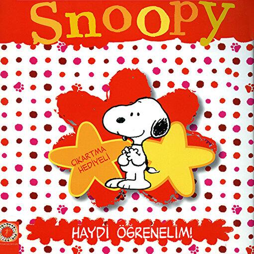 Snoopy - Haydi Öğrenelim. ürün görseli