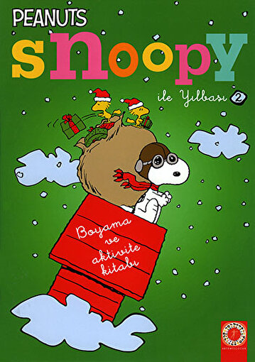 Snoopy ile Yılbaşı 2. ürün görseli