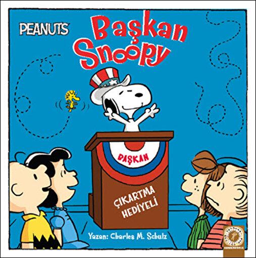 Başkan Snoopy. ürün görseli