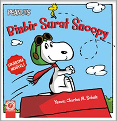 Binbir Surat Snoopy. ürün görseli