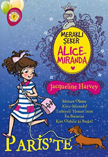 Alice-Miranda Paris'te. ürün görseli