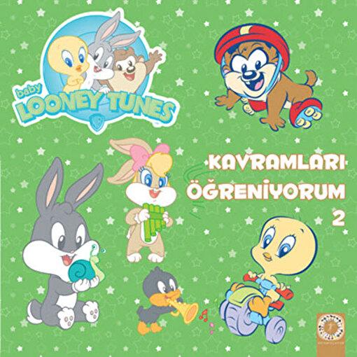 Baby Looney Tunes Kavramları Öğreniyorum 2. ürün görseli