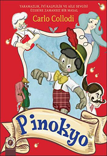 Pinokyo (Ciltli). ürün görseli