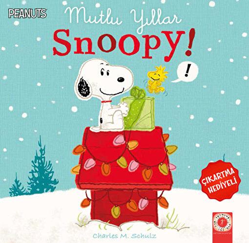 Peanuts Mutlu Yıllar Snoopy!. ürün görseli