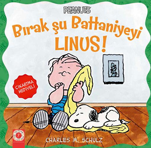 Peanuts Bırak Şu Battaniyeyi Linus!. ürün görseli