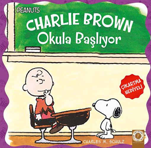 Peanuts Charlie Brown Okula Başlıyor. ürün görseli