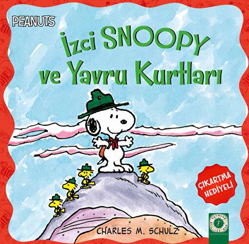 Peanuts İzci Snoopy ve Yavru Kurtları. ürün görseli
