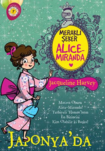 Alice-Miranda Japonya'da. ürün görseli
