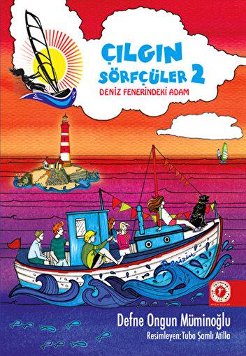 Çılgın Sörfçüler 2 (Ciltli). ürün görseli