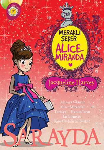 Alice-Miranda Sarayda. ürün görseli