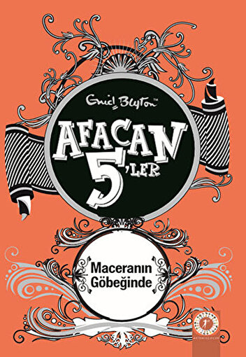 Afacan 5'ler Maceranın Göbeğinde 9. Kitap. ürün görseli