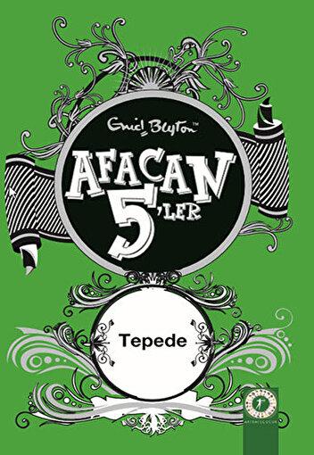 Afacan 5'ler Tepede - 16. Kitap. ürün görseli