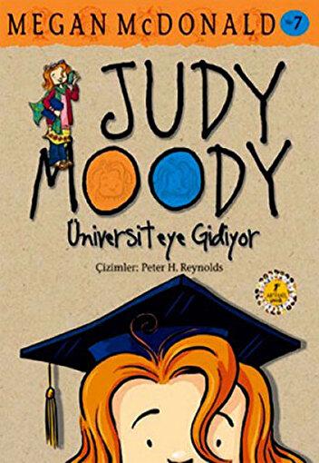 Judy Moody Üniversiteye Gidiyor 7. ürün görseli