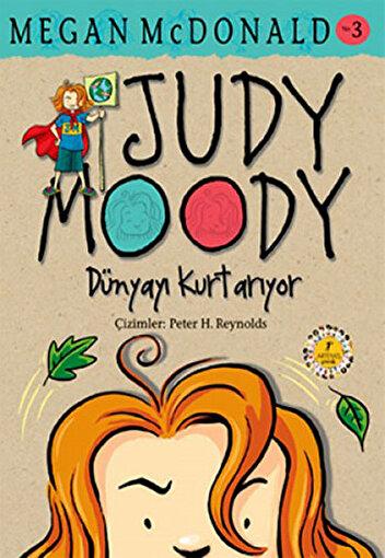 Judy Moody Dünyayı Kurtarıyor 3. ürün görseli