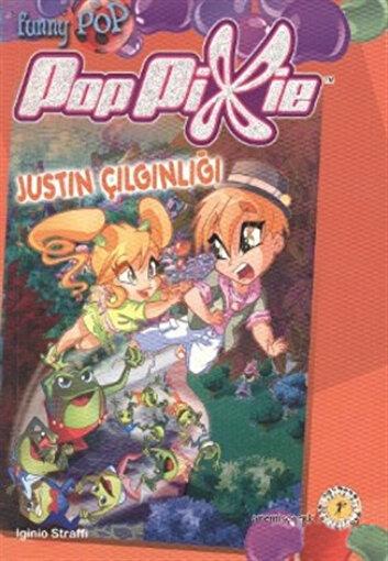 Poppixie Justin Çılgınlığı. ürün görseli