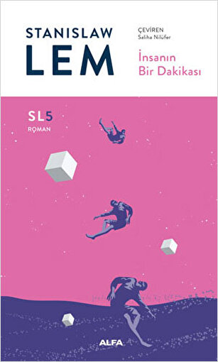 İnsanın Bir Dakikası (SL5). ürün görseli
