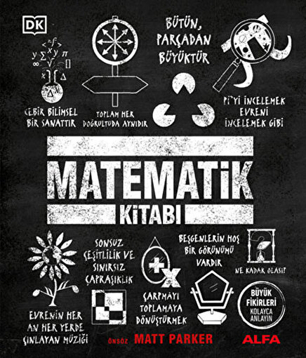 Matematik Kitabı (Ciltli) - Kolektif. ürün görseli
