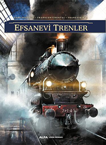 Efsanevi Trenler . ürün görseli