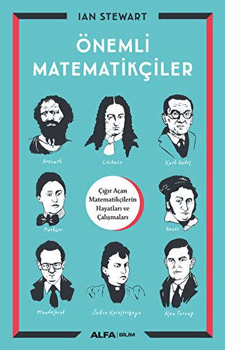 Önemli Matematikçiler. ürün görseli