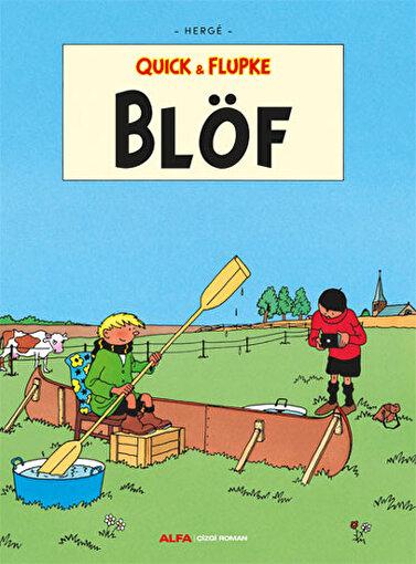 Quick & Flupke - Blöf. ürün görseli
