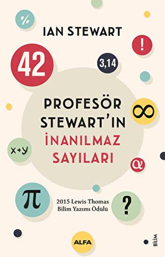 Profesör Stewart'ın İnanılmaz Sayıları. ürün görseli