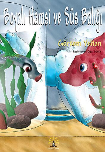 Boyalı Hamsi ve Süs Balığı. ürün görseli
