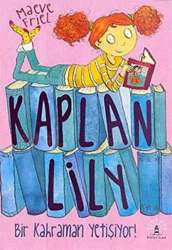 Kaplan Lily - Bir Kahraman Yetişiyor!. ürün görseli