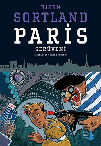 Paris Serüveni. ürün görseli