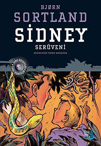 Sidney Serüveni. ürün görseli