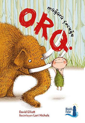 Orq Mağara Çocuğu. ürün görseli