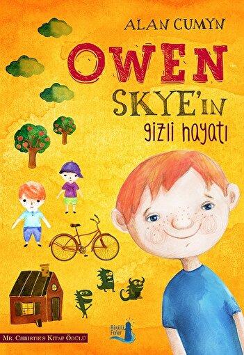 Owen Skye'in Gizli Hayatı. ürün görseli