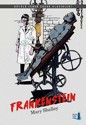 Frankenstein. ürün görseli