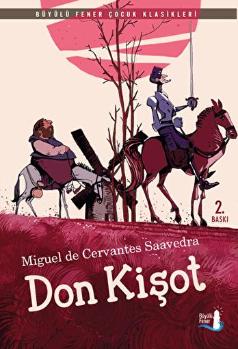 Don Kişot. ürün görseli