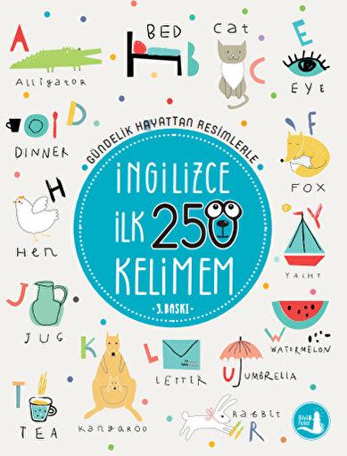 İngilizce İlk 250 Kelimem. ürün görseli
