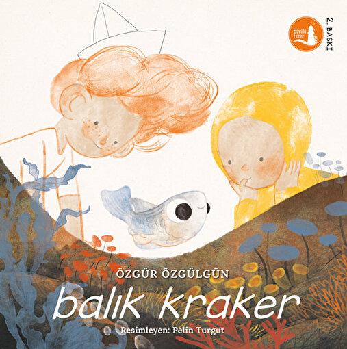 Balık Kraker. ürün görseli