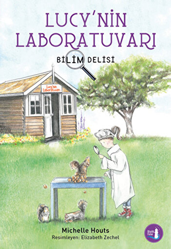 Lucy'nin Laboratuvarı - Bilim Delisi. ürün görseli