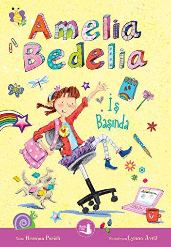 Amelia Bedelia - İş Başında. ürün görseli