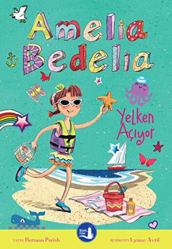 Amelia Bedelia - Yelken Açıyor. ürün görseli