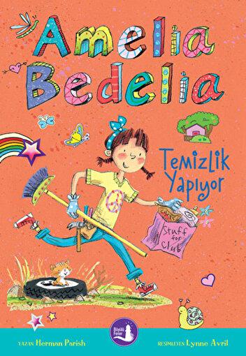 Amelia Bedelia - Temizlik Yapıyor. ürün görseli