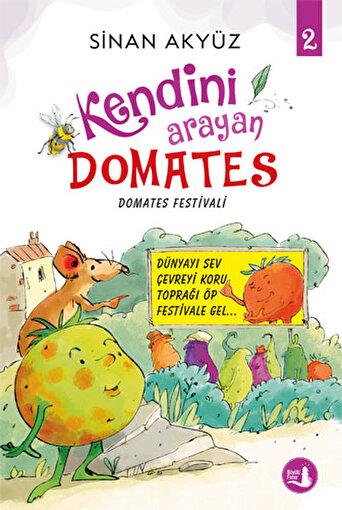 Kendini Arayan Domates 2 - Domates Festivali. ürün görseli