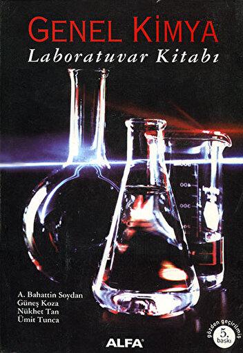 Genel Kimya Laboratuvar Kitabı. ürün görseli