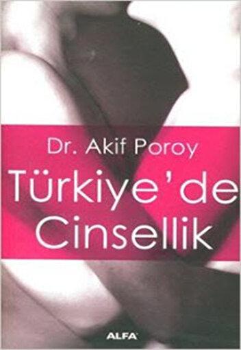 Türkiye'de Cinsellik  - Akif Poroy. ürün görseli