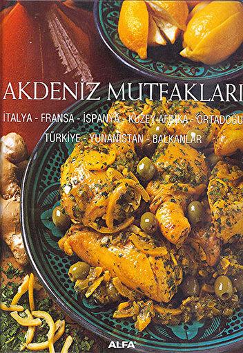 Akdeniz Mutfakları. ürün görseli
