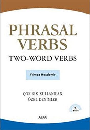 Phrasal Verbs Two Word Verbs - Yılmaz Hasdemir. ürün görseli