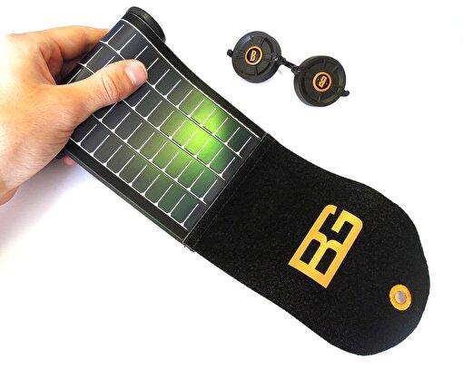 Bushnell PP1011BG Bear Powersync Solar Şarj Cihazı. ürün görseli