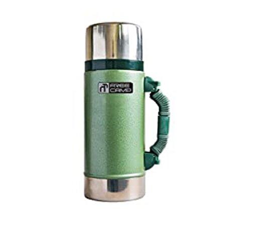 FreeCamp Marvel Termos 700 ml Yeşil. ürün görseli