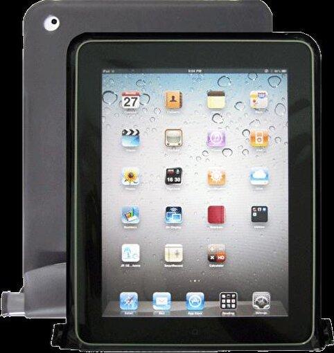 Jr Gear iPad Uyumlu Su Geçirmez Kılıf-SİYAH. ürün görseli
