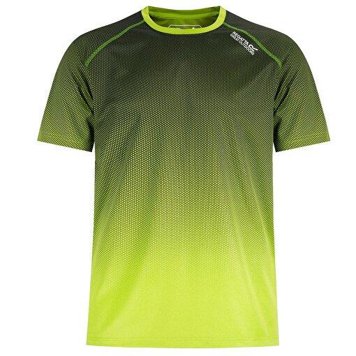 Regatta Hyperdimension Erkek T-Shirt-YEŞİL. ürün görseli