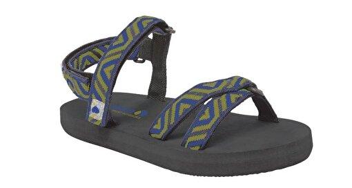 Regatta Boys Seaterra Çocuk Sandalet-YEŞİL. ürün görseli