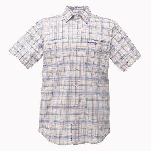 Regatta Granby Erkek Gömlek-MAVİ. ürün görseli